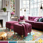 3 Bright Color Palettes for Your Home