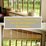 Successful Solutions Series: Window Treatment Ideas for Bay Windows