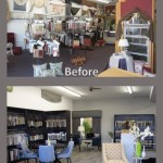 Our New Look! (The long-awaited photos of our showroom AFTER remodeling)