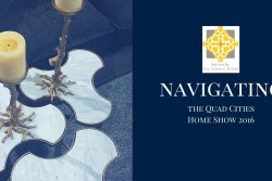 Navigating the Quad Cities Home Show 2016 - Interiors by The Sewing Room