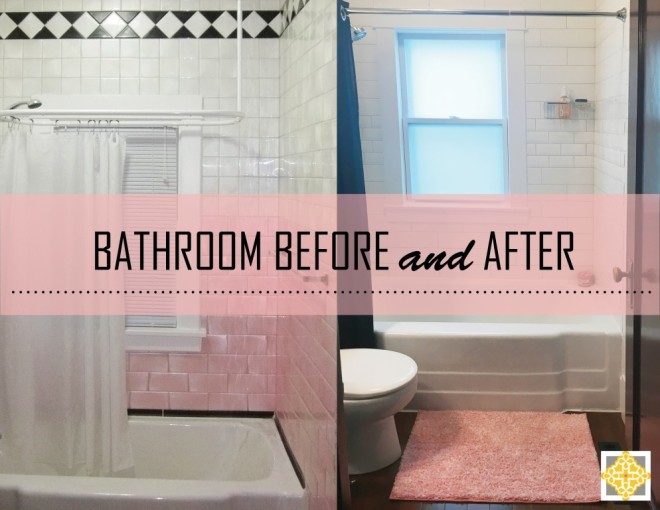 Interiors By The Sewing Room Helping A DIYer Complete Her Bathroom - 1950s bathroom remodel